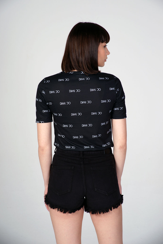 05d303f303ad DIMIJO LOGO BLACK WOMAN - Dimi Jo Fashion