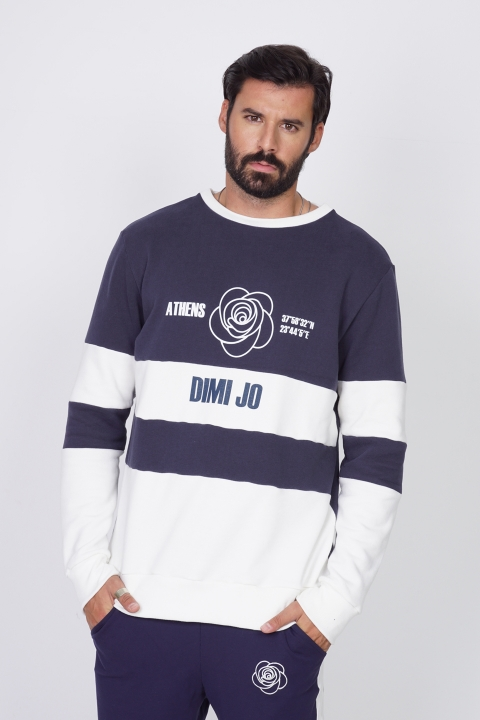DIMIJO BORN IN ATHENS SWEATER