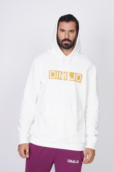 DIMIJO WHITE SWEATER