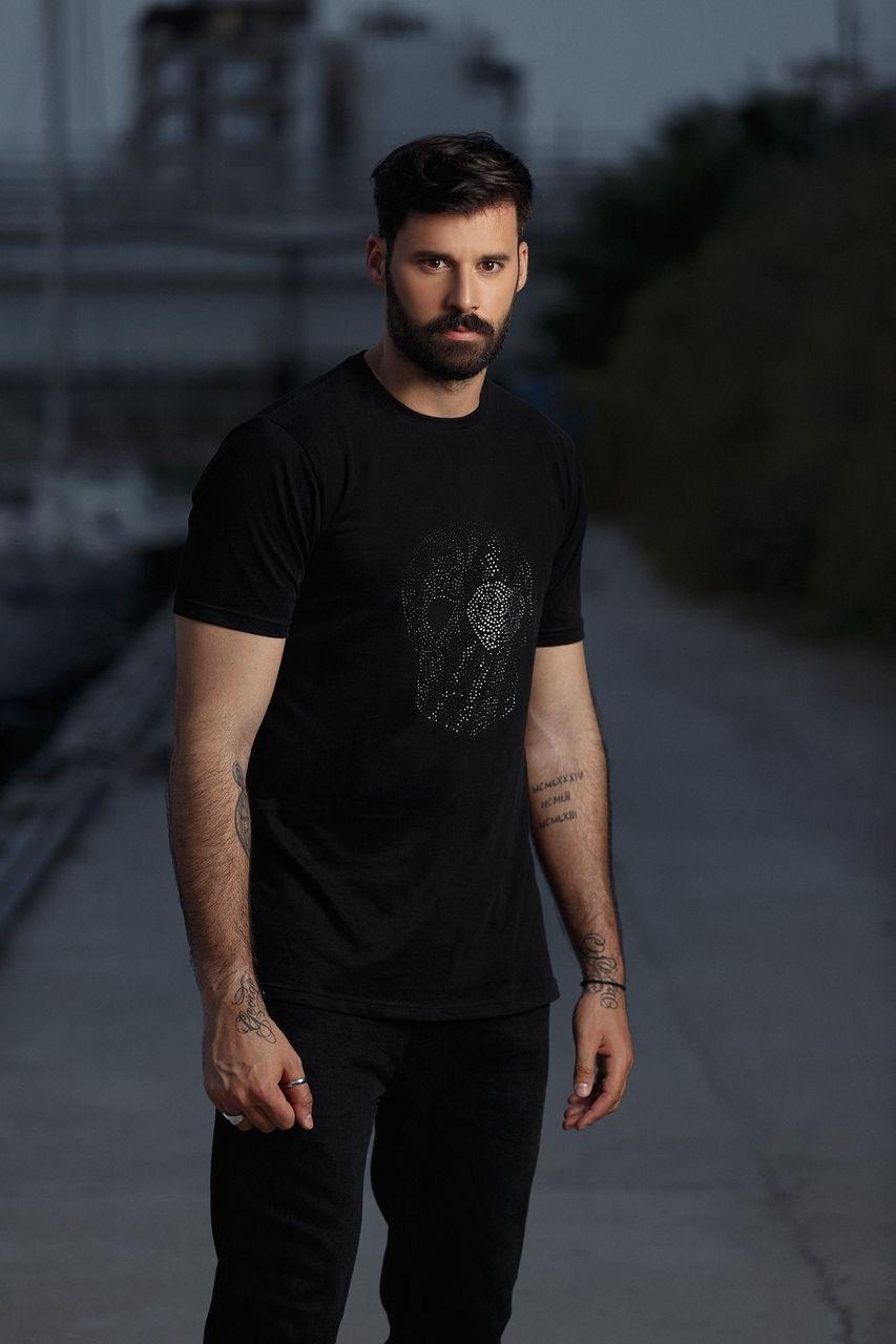 tshirt black dimijo