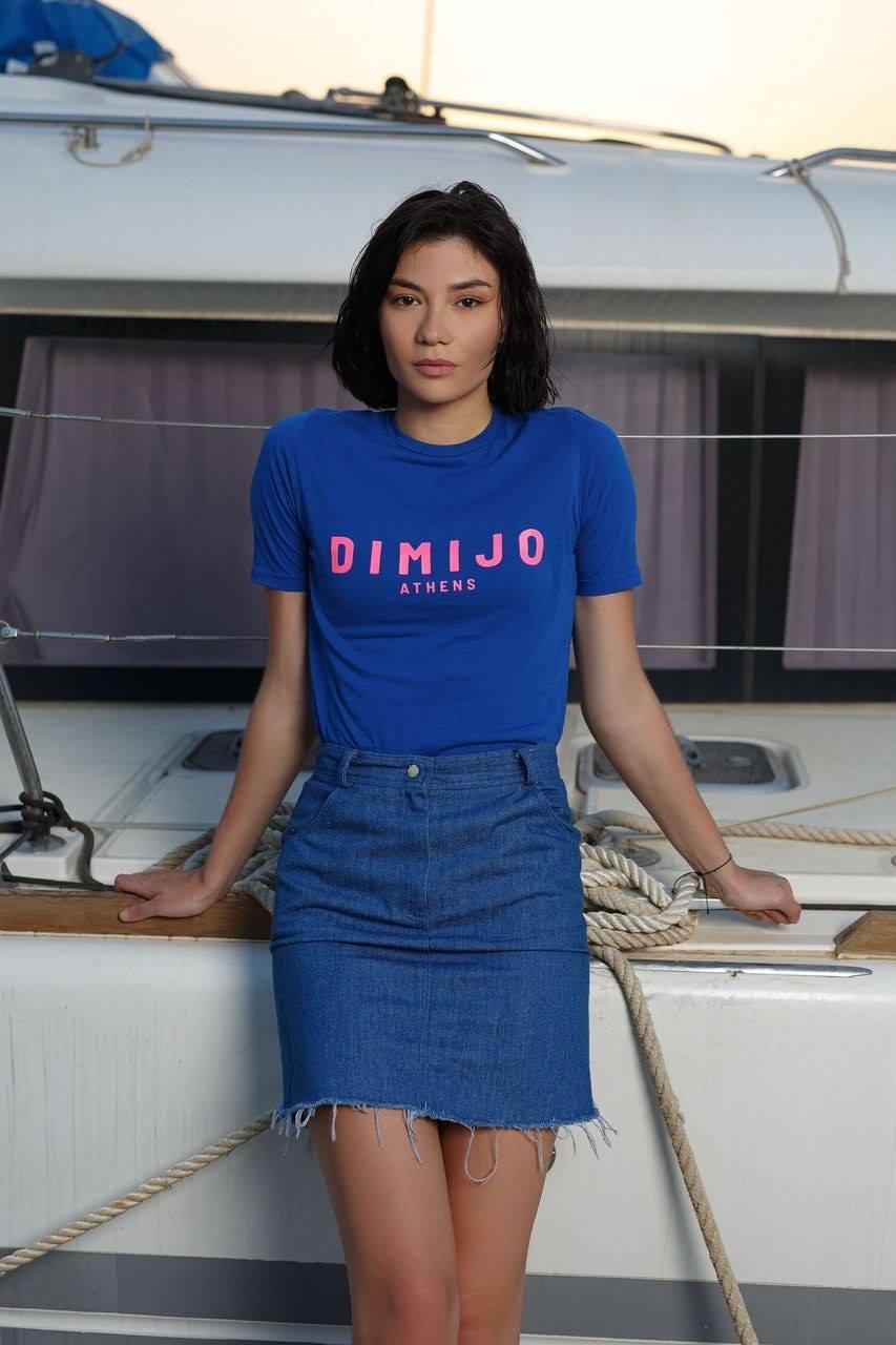 blue tshirt dimijo