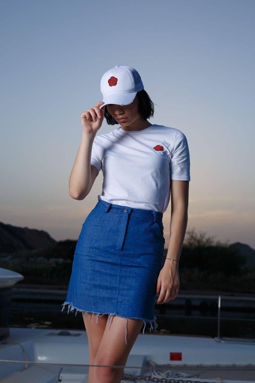 dimijo tshirt white